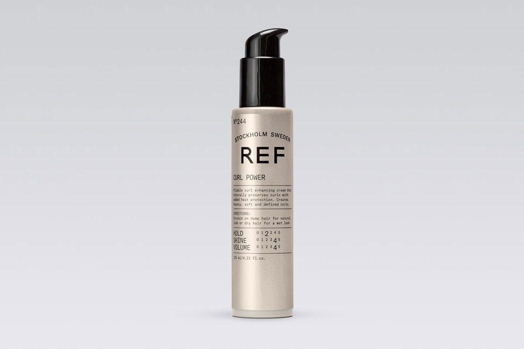REF CURL POWER