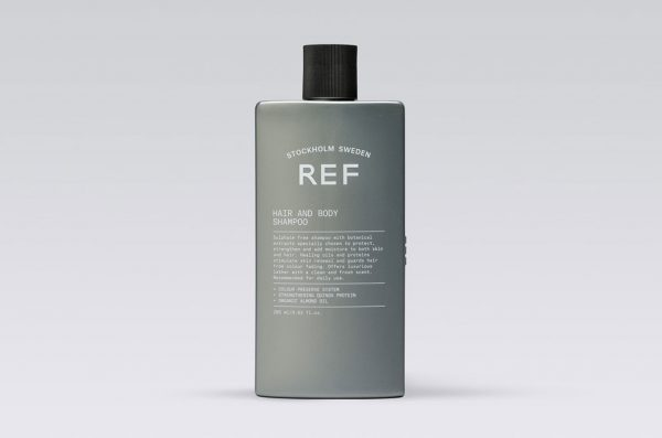 REF HAIR AND BODY SHAMPOO